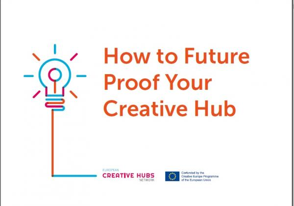 European Creative Hubs Network Workshop #3 Toolkit (Edinburgh)
