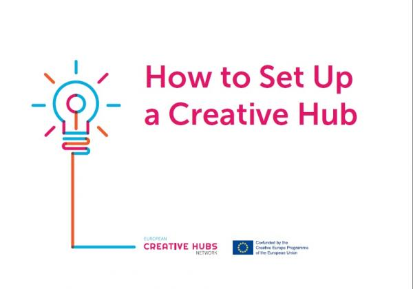 European Creative Hubs Network Workshop #1 Toolkit (Madrid)
