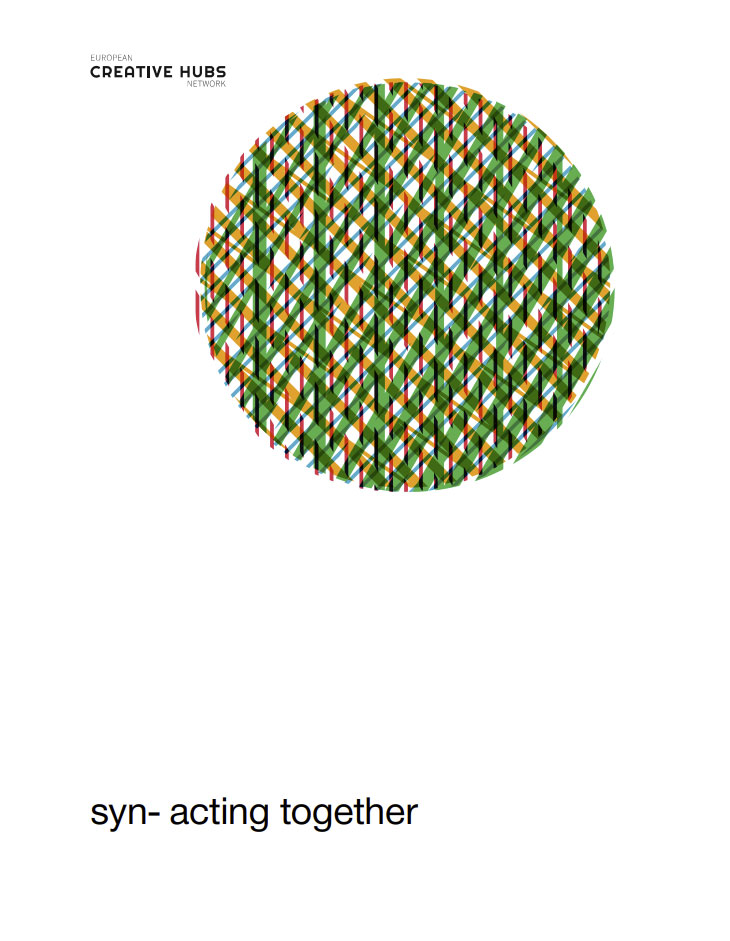 syn | acting together